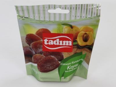泰迪蜜Tadim杏干100g土耳其原装欧洲进口专业干果坚果促销制造商