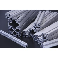 工业围栏_工业铝型材_安全围栏_机械围栏_防护围栏_框架铝材