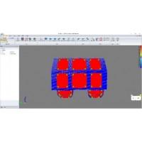 车体螺柱虚拟定位软件